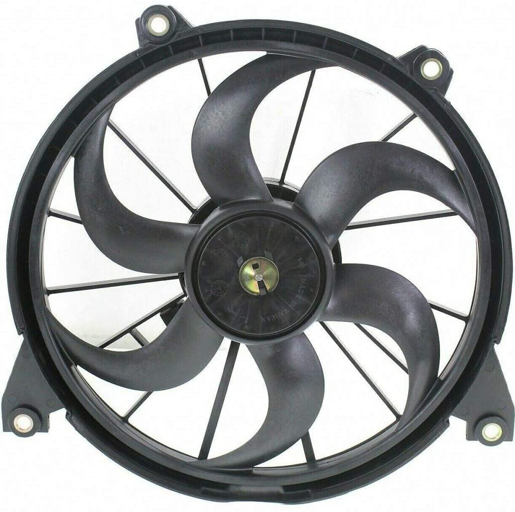 For Dodge Journey Radiator Fan Assembly 2009 2010 3.5L For CH3115168 | 68102116AA