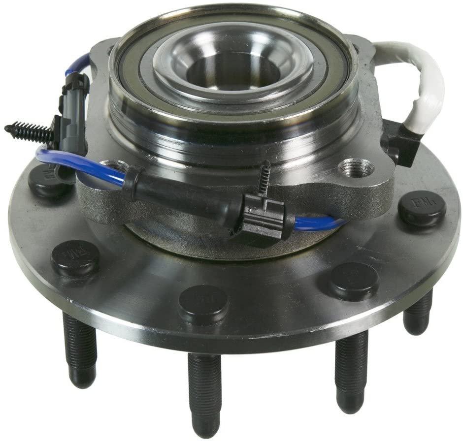 Stirling - 2001 For GMC Yukon XL 2500 Front Wheel Bearing and Hub Assembly x 2