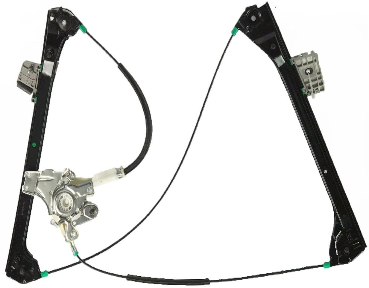 AUTOPA 51338229105 Front Left Power Window Regulator for BMW 3 Series E46