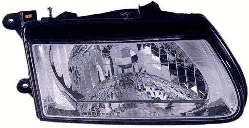 Go-Parts - for 2000 - 2002 Honda Passport Front Headlight Assembly Housing / Lens / Cover - Right (Passenger) Side 8-97208-426-3 IZ2503105 Replacement 2001