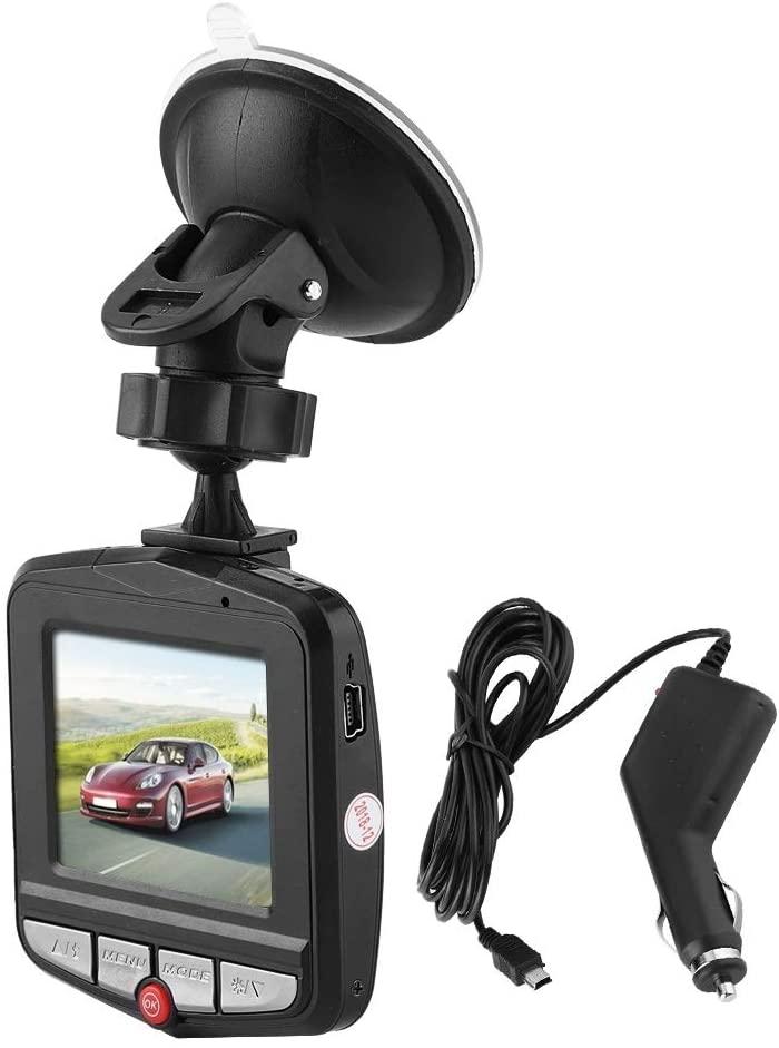 Enrilior Full HD 1080P 2.2inch Car DVR Camera 170° Digital Driving Video Recorder A5