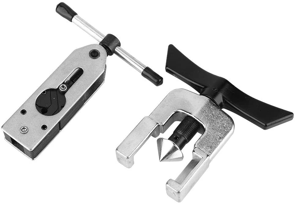 Pipe Cutter 45#Steel Grabber Flaring Tool with Electrophoresis Handle for Copper Aluminum Stainless Steel Pipe