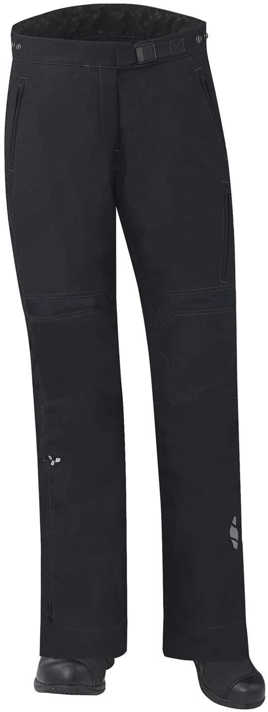 Can-Am Spyder New OEM Ladies GTX Nylon Motorcycle Riding Pants Size 8 Black