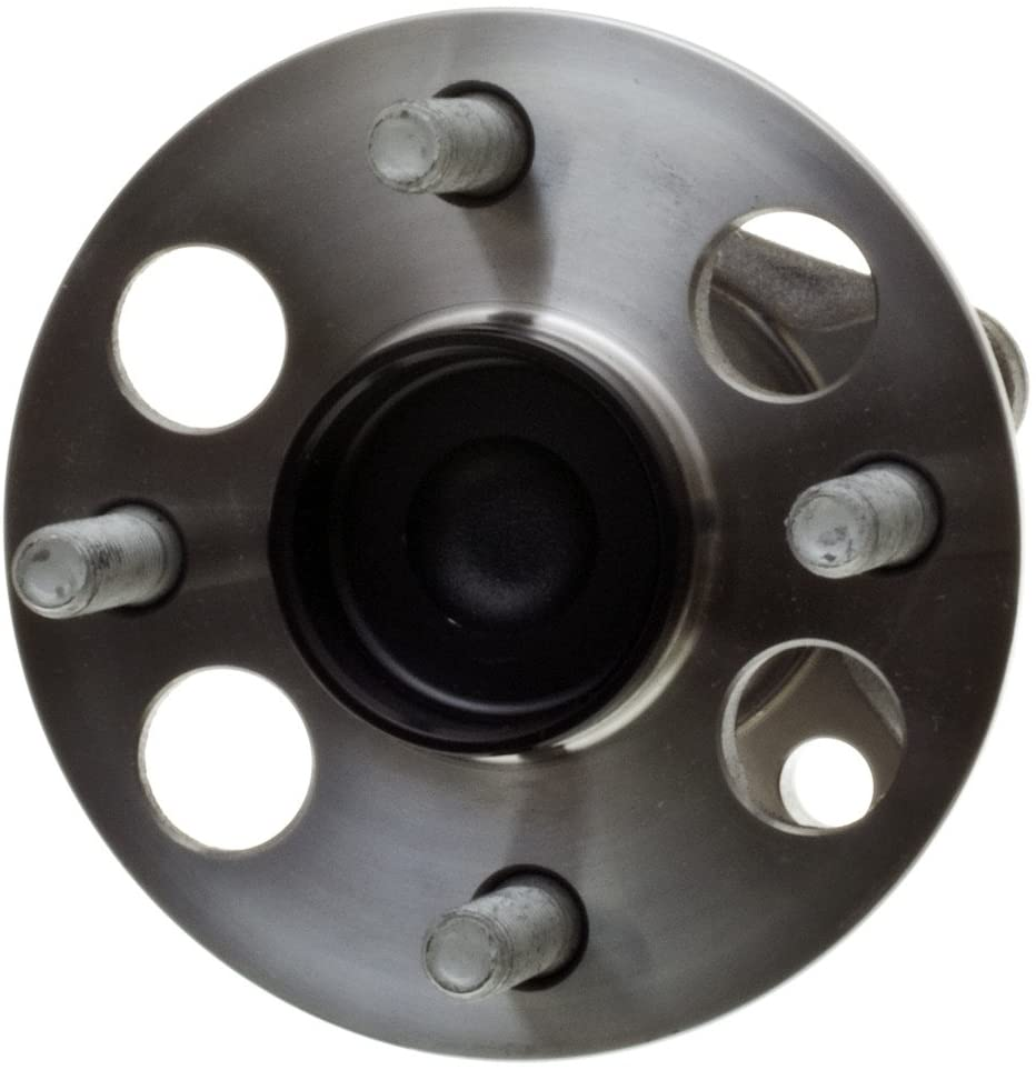 Stirling - 2010 For Toyota Yaris Rear Wheel Bearing and Hub Assembly x 2 (Note: 4-Wheel ABS)