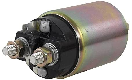 Rareelectrical NEW 12 VOLT SOLENOID COMPATIBLE WITH FORD F700 F800 1992-1998 F0OU11390AA SR7535X F2DUAA