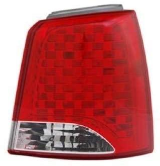 Go-Parts - for 2011 - 2013 Kia Sorento Rear Tail Light Lamp Assembly / Lens / Cover - Right (Passenger) 92402 1U000 KI2805103 Replacement 2012