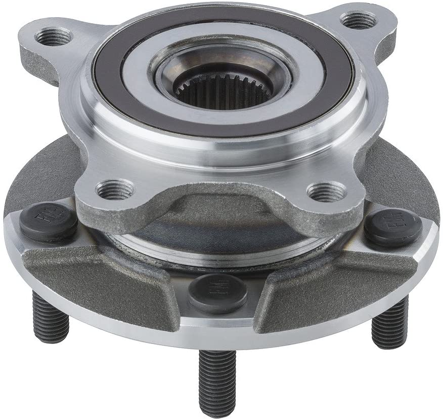 Stirling - 2017 For Lexus IS300 Front Left Wheel Bearing and Hub Assembly x 2