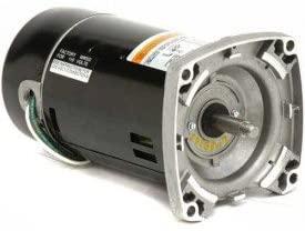 Emerson EB841 Square Flange Pool Motor 1 HP