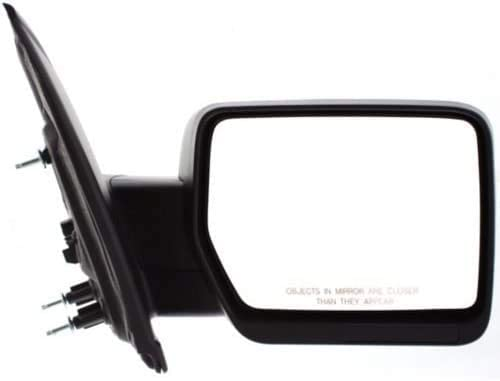 KarParts360: For 2009-2014 Ford F-150 Door Mirror - Passenger Side - Non-Heated, Power