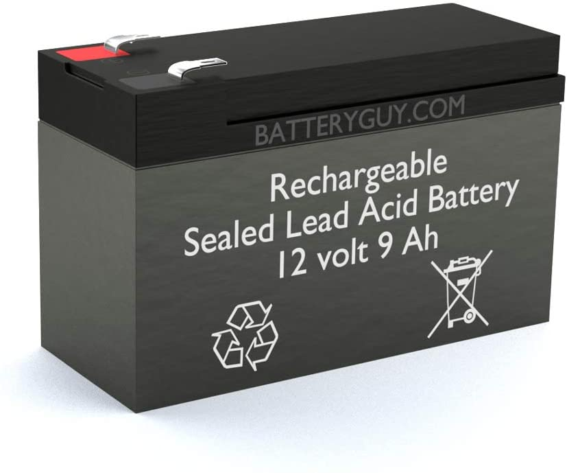 Schumacher Electric XP500 Jump Starter Replacement Battery (Rechargeable)