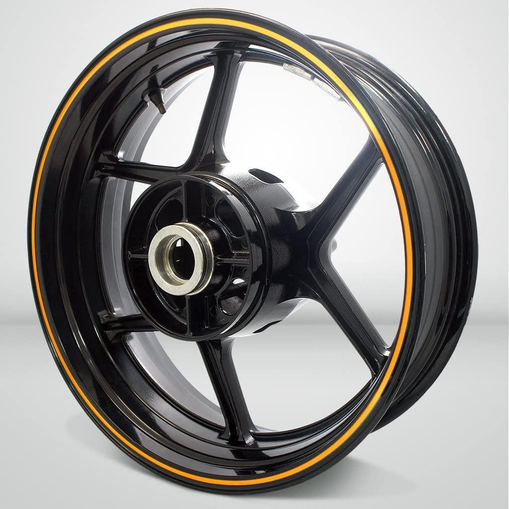 Thin Outer Rim Liner Stripe for Honda CB1000R Gloss Orange
