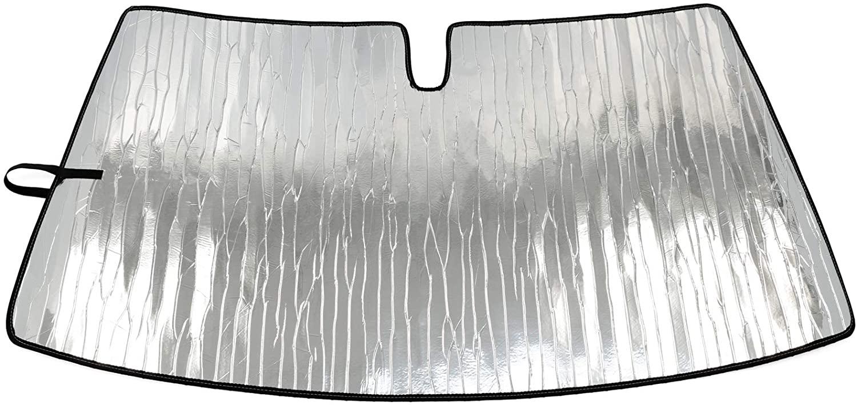 HEM HIGH-END MOTORSPORTS Custom Windshield Sunshade for Volvo S40 & V50, 2004-2011, Made in USA
