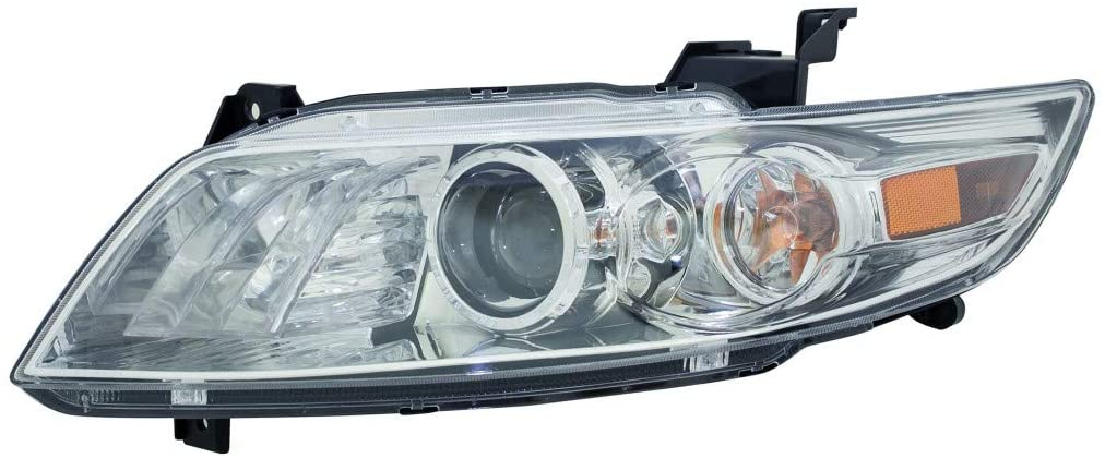 KarParts360: For 2005 2006 2007 2008 INFINITI FX35 Head Light Assembly Driver (Left) Side w/Bulbs Replaces IN2502113