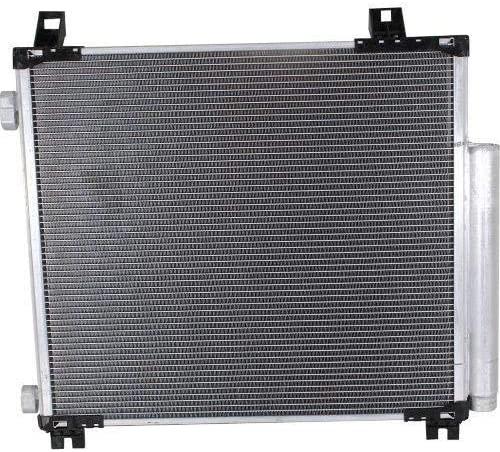 Go-Parts - for 2012 - 2015 Scion iQ A/C Condenser 88460-74010 SC3030106 Replacement 2013 2014