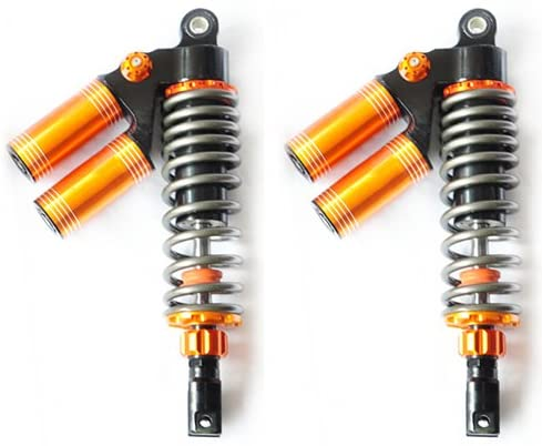 Sunny 325mm Adjustable Air Shock Absorbers Replacement Suspension For Motorcycle