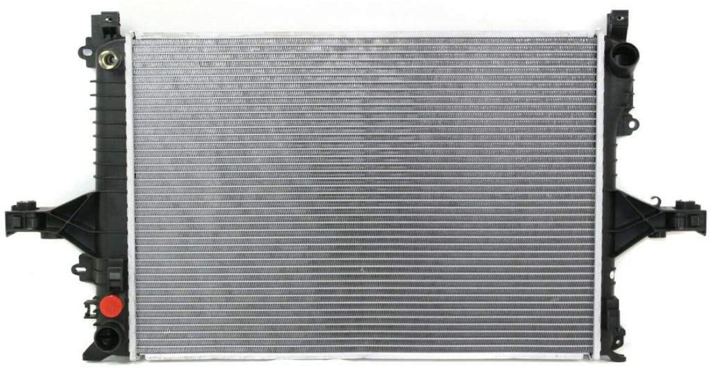 For Volvo XC70 Radiator 2003 2004 2.5L L5 Auto Transmission For VO3010102 | 313190563
