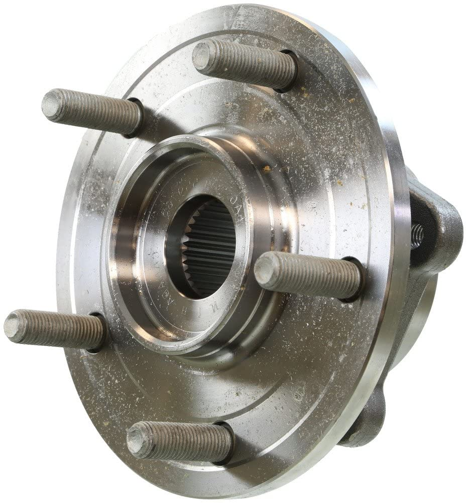 Stirling - 2009 For Dodge Journey Front Wheel Bearing and Hub Assembly x 2