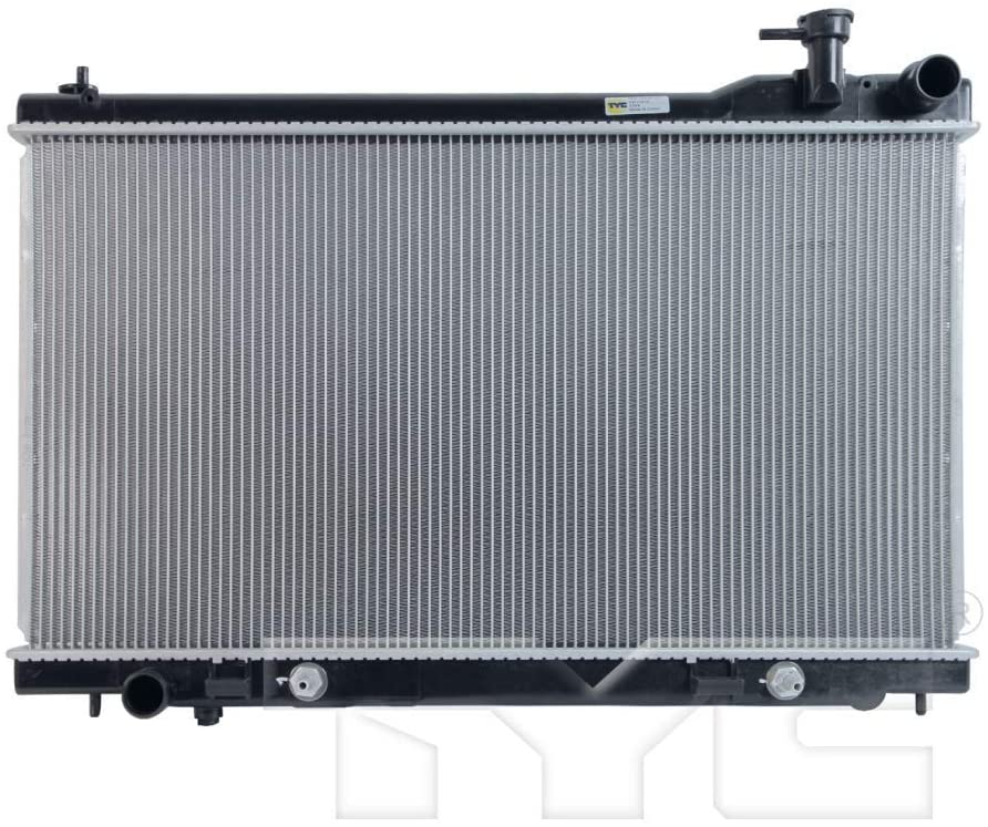 KarParts360: For 2004 2005 2006 2007 Infiniti G35 Radiator Replaces 21460-AM900- (Vehicle Trim: 3.5L V6 3498cc; Sedan; w/Automatic Trans; From 10/2003)