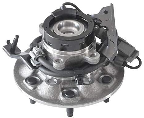 [RWD] DRIVESTAR 515104 Front Driver Side Wheel Hub & Bearing Assembly fits for Chevrolet Colorado GMC Canyon Isuzu i-280 Isuzu i-290 Isuzu i-370(6 Lug w/ABS 2WD)