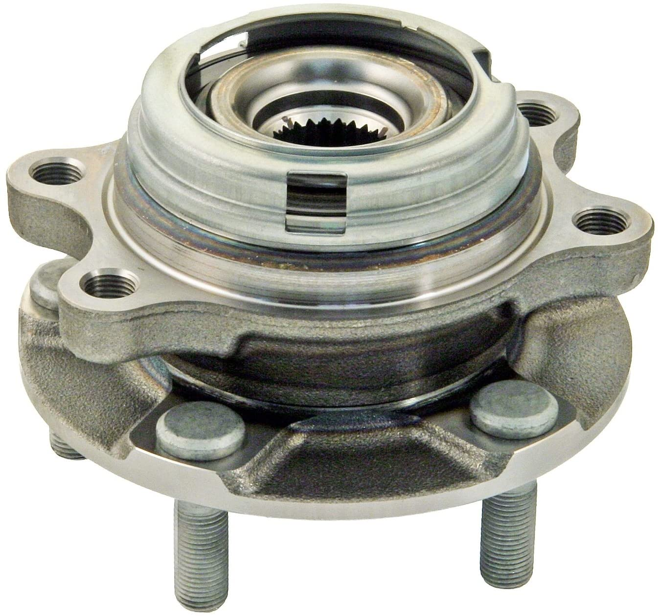 Stirling - 2007 For Infiniti M35 Front Wheel Bearing and Hub Assembly x 1