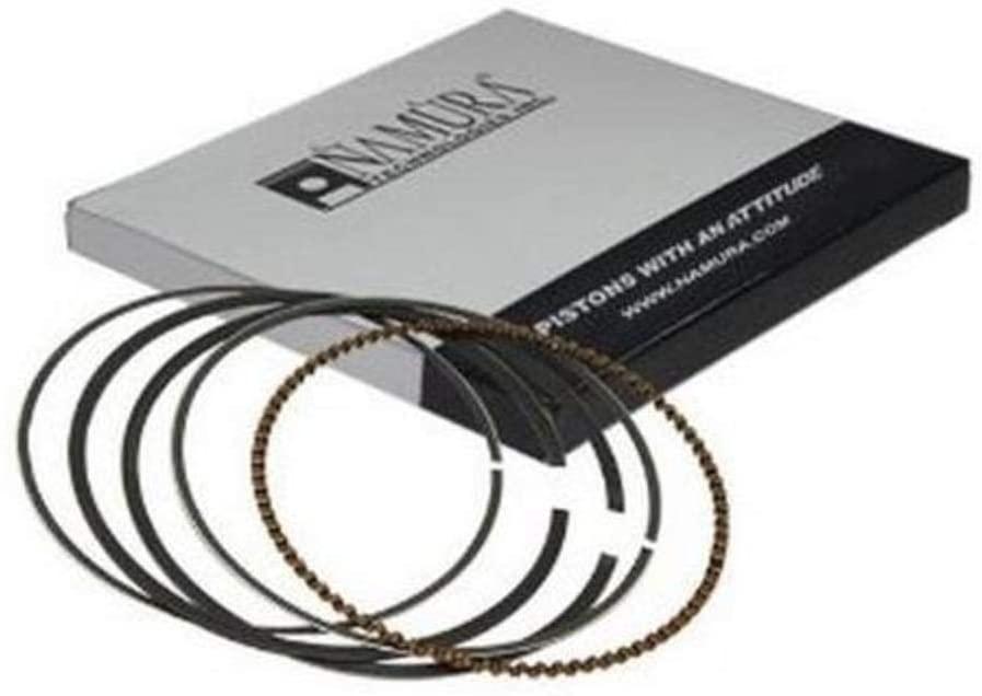 Namura Technologies Piston Ring Set - 40.46mm NA-50008-2R