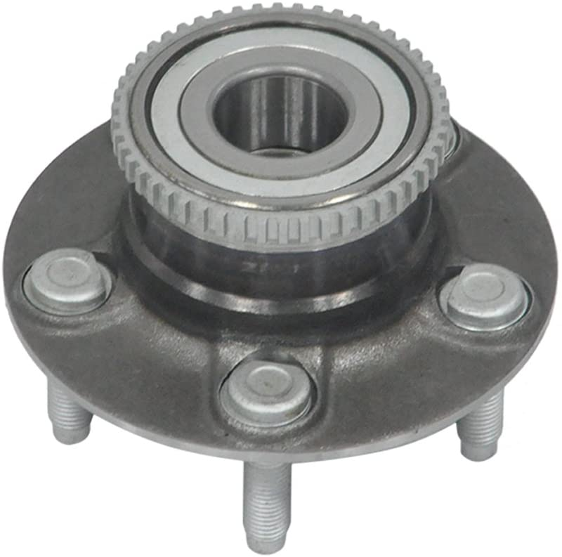 DRIVESTAR 512163 Rear Left/Right Wheel Hub & Bearing for Ford Taurus 2001 02 03 04 05 06 07, for Mercury Sable 2001 02 03 04 05, 5 Bolts w/ABS