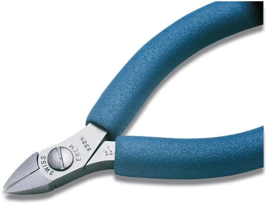 Erem; Cutter; Diagonal; Full Flush Cutter; 5 in; Medium Oval