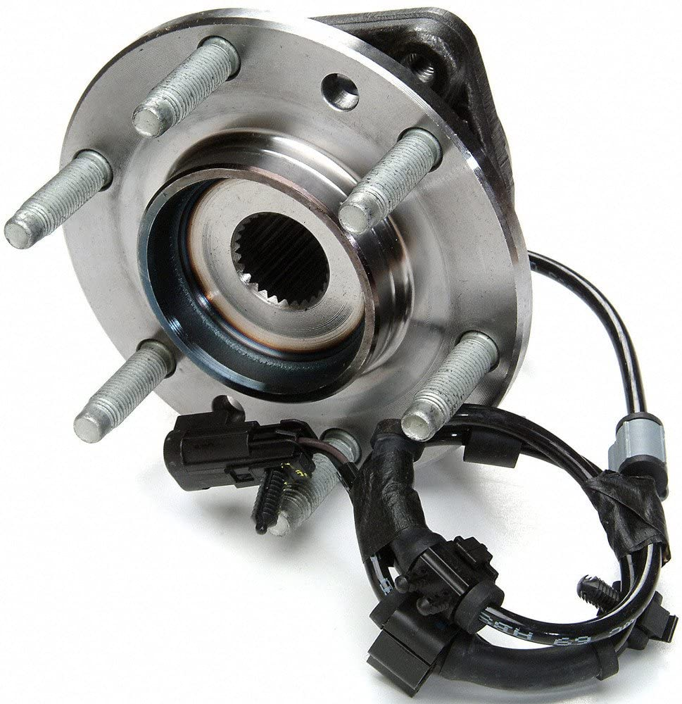 Stirling - 2002 For Chevrolet Trailblazer Front Wheel Bearing and Hub Assembly x 2