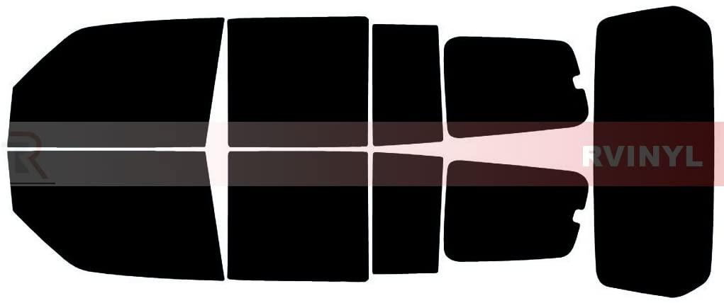 Rtint Window Tint Kit for Mitsubishi Montero 2001-2006 - Complete Kit - 5%