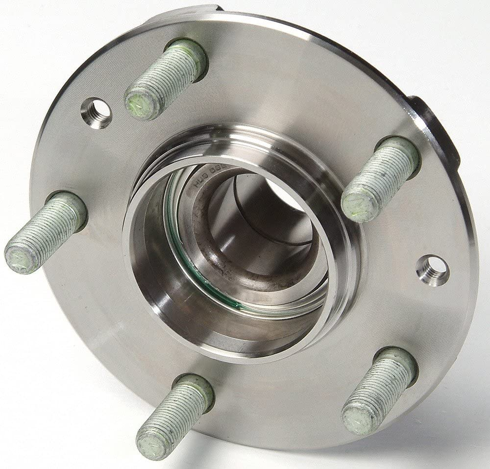 Stirling - 2002 For Mazda 626 Rear Wheel Bearing and Hub Assembly x 1 (Note: Non-ABS)