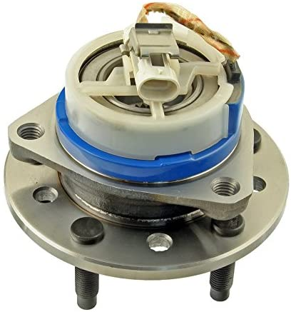 Stirling - 2001 For Chevrolet Malibu Front Wheel Bearing and Hub Assembly x 2 (Note: 4-Wheel ABS)