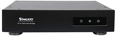 Singxer SU-6 USB Digital Interface XMOS XU208 CPLD Femtosecond Clock Interface