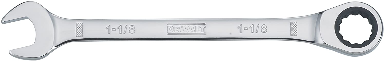 DEWALT DWMT75232OSP Ratcheting Comb Wrench 1-1/8in SAE