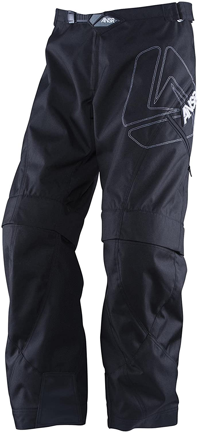 Answer Altron-X Pants, Distinct Name: Black, Gender: Mens/Unisex, Primary Color: Black, Size: 50