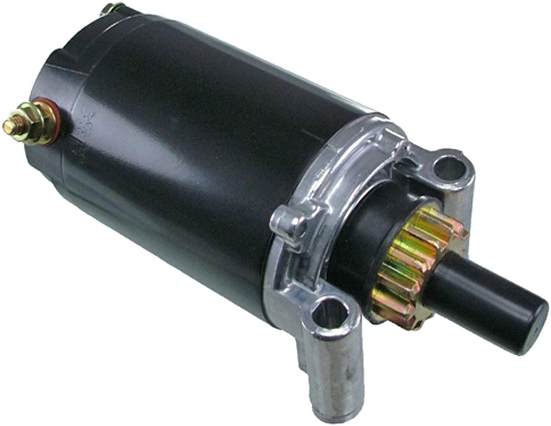 Starter compatible with Kohler 1209815S 209820 1209822S 12098015S Cub Cadet Z42 13-20 HP Engine
