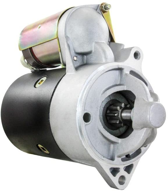 Rareelectrical STARTER MOTOR COMPATIBLE WITH FORD GALAXIE LINCOLN CONTINENTAL MARK MERCURY MARQUIS MONTEGO
