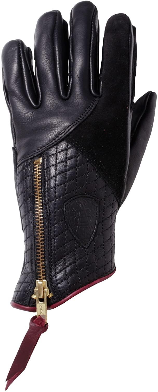 Abel Brown Prism Glove Medium Black