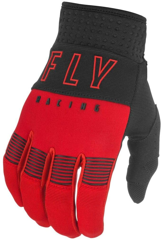 Fly Racing 2021 Youth F-16 Gloves (Large) (RED/Black)