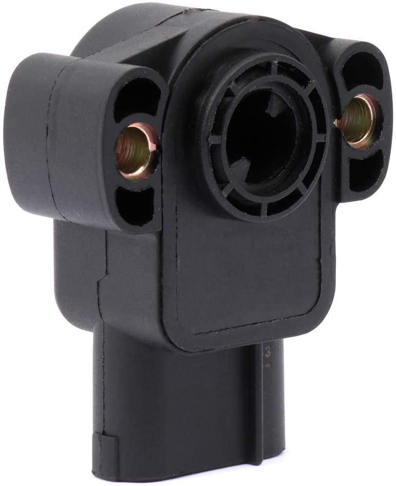 ROADFAR Throttle Position Sensor TPS Sensor Compatible for 1997-2003 for Ford F-150/2003-2005 for Lincoln Aviator/1998-03 for Mercury Mountaineer/1996-2002 for Mercury Sable/1998-2001 for Mazda B2500