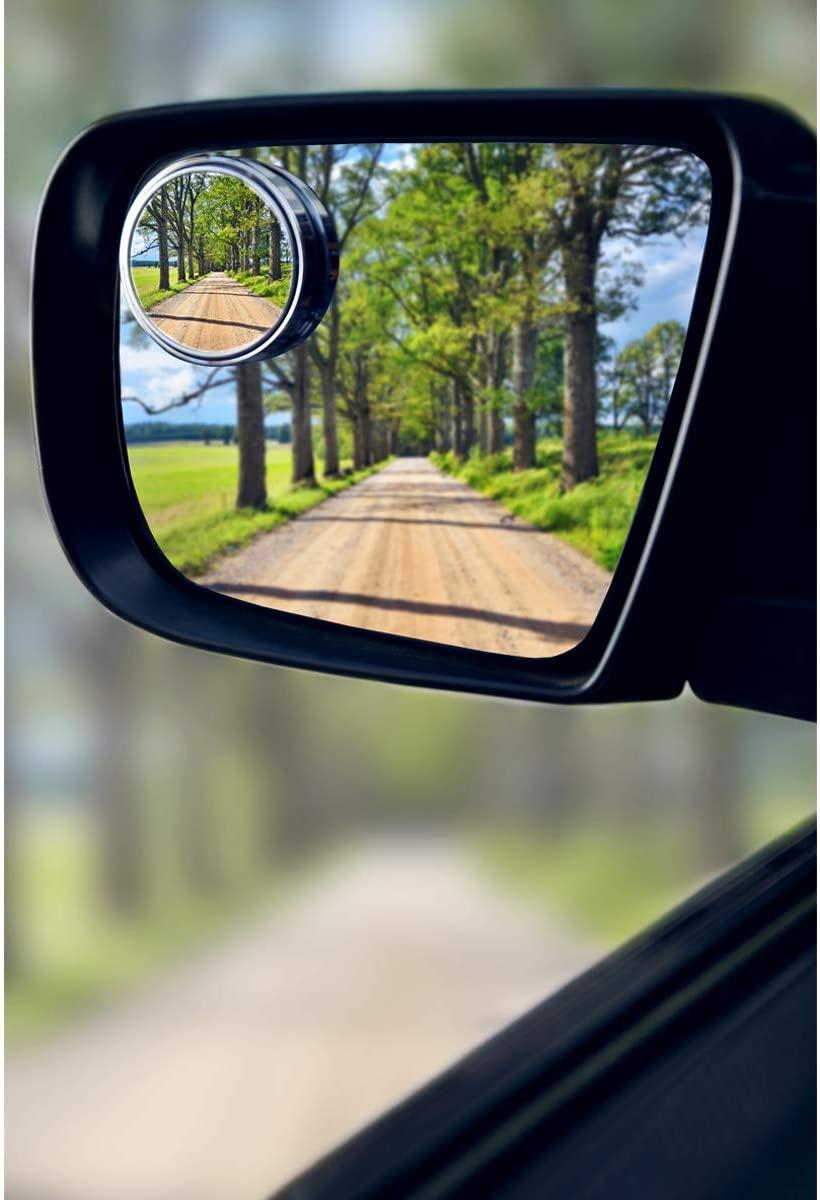 Keha Car Blind Spot Mirror, 2