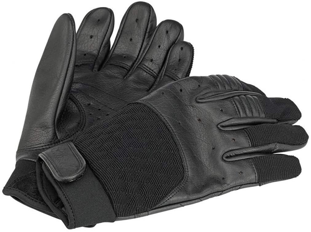Biltwell Bantam Gloves (X-Large) (Black)