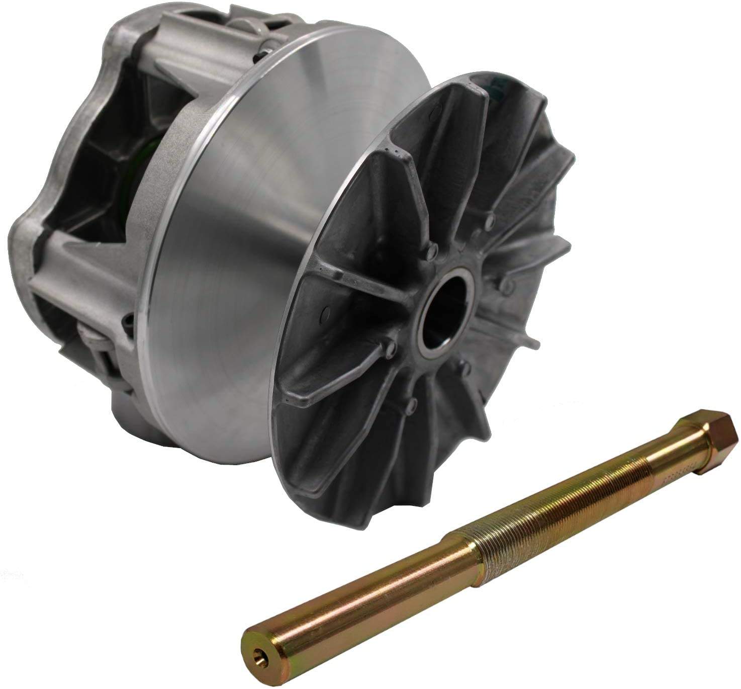 East Lake Axle Primary drive clutch and puller compatible with Polaris Ranger/Sportsman 800 2010 2011 2012 2013 2014 2015 2016 1322920 1322996
