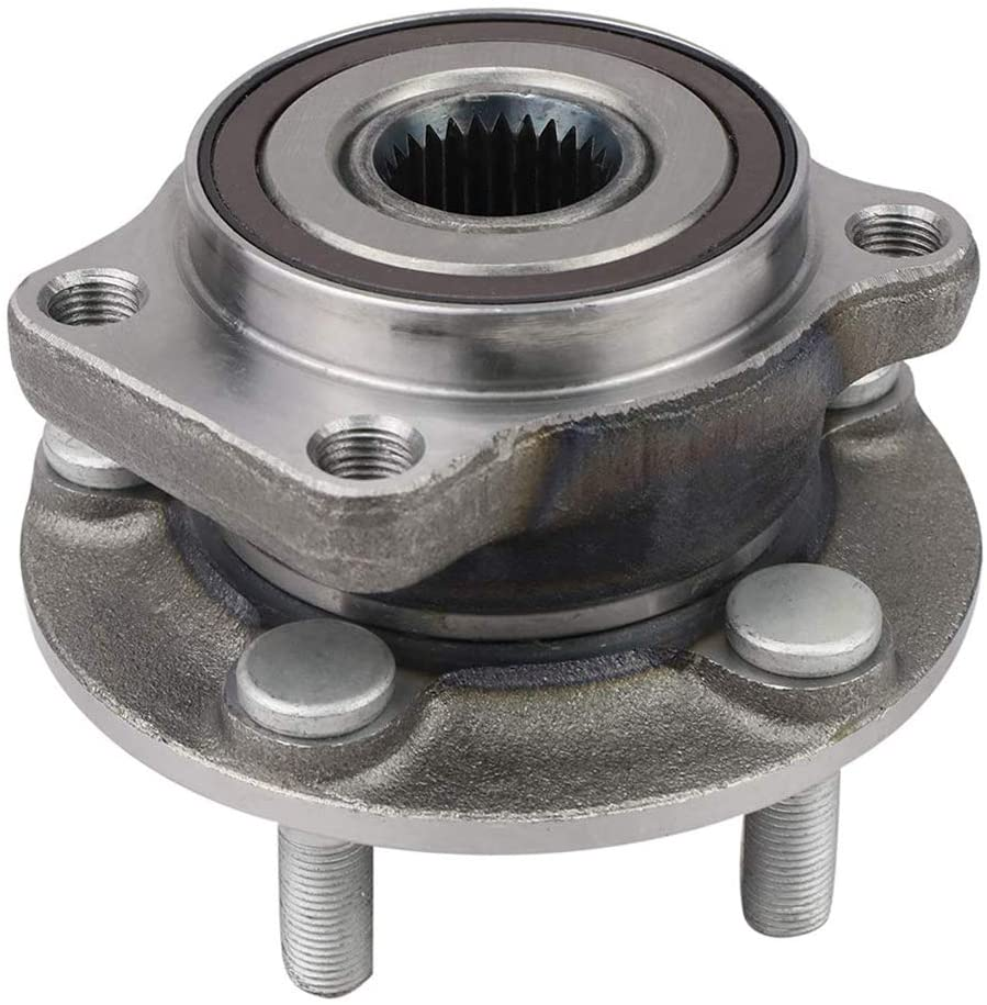 Bodeman - Front LH RH Side Wheel Hub & Bearing Assembly w/ABS for 2005-2014 Subaru Legacy/Outback