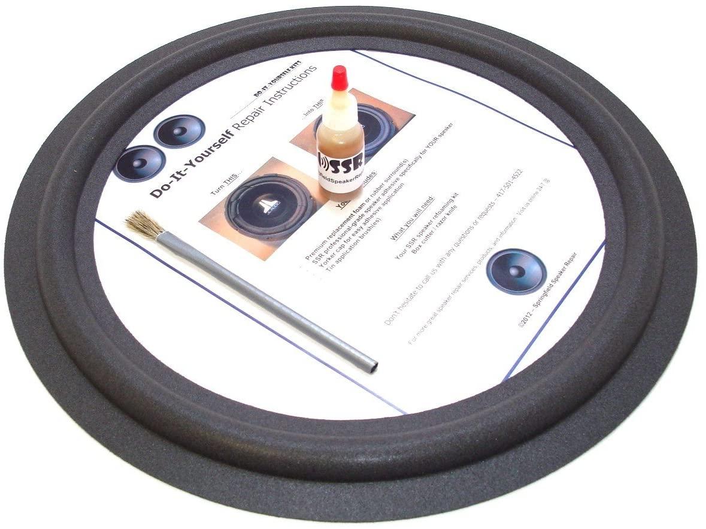 Realistic Mach II Speaker Foam Surround Repair Kit - Mach 2, Mach Two