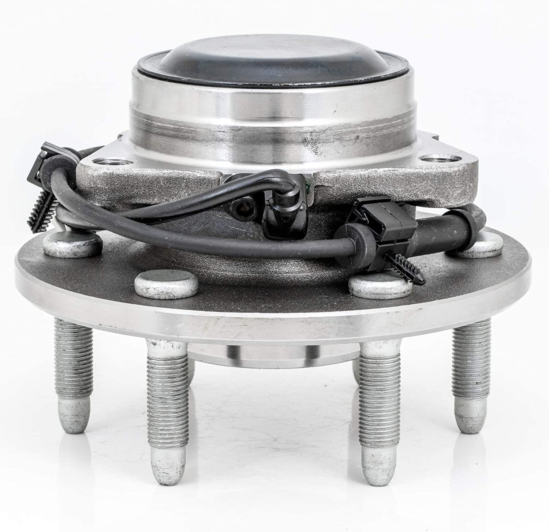 [1-Pack] 515054 - FRONT Wheel Hub Bearing Assembly [2WD, RWD] for Cadillac Escalade   Chevy Avalanche Silverado Suburban 1500, Tahoe, Express 1500 2500   GMC Sierra 1500, Savanna 1500 2500, Yukon