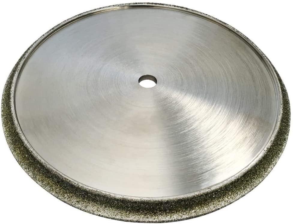 Diamond Profile Wheel for Granite, Marble, Travertine, and Porcelain for Tile Saws - 7