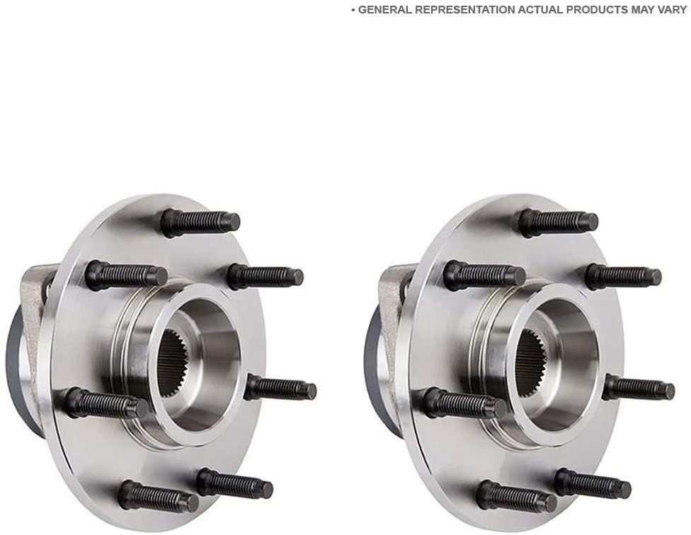 BuyAutoParts 92-910312H Wheel Hub Assembly Kit New