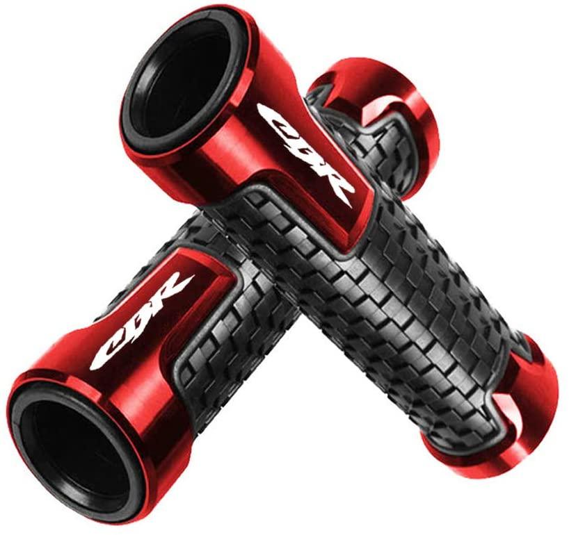 Motorcycle Non Slip Handlebar Grips 7/8