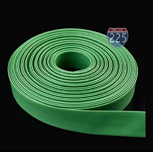 All Sizes & Colors 5-100 FT Polyolefin 2:1 Heat Shrink Tubing LOT