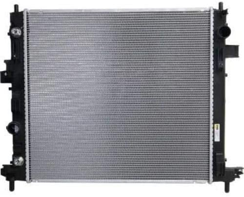 Go-Parts - for 2016 - 2017 Cadillac Ats Radiator 84352728 GM3010586 Replacement